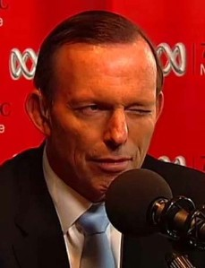 abbott winks