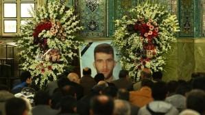 funeral of bahari