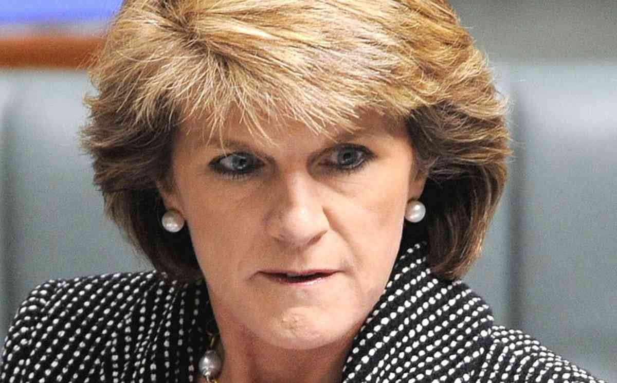 julie bishop - photo #23