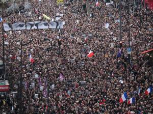 Paris-Demonstration