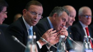 Tony Abbott at G20