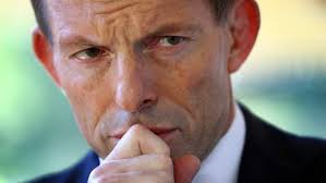 Abbott pensive but incapable of real reflection.