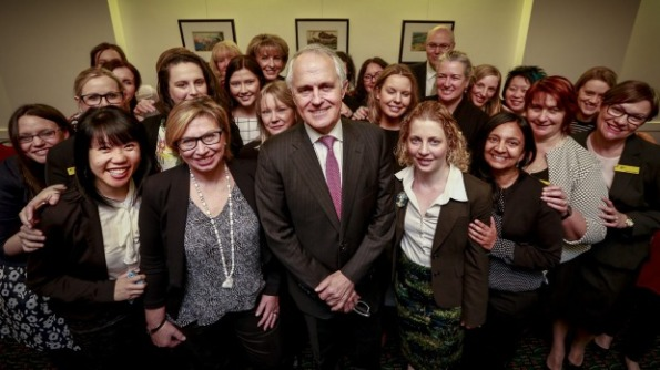 turnbull and women