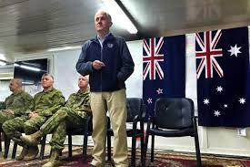turnbull in Iraq