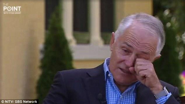 turnbull teary