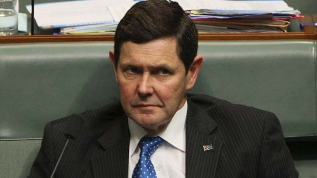 Kevin Andrews father of the house began crackdown on pensioners