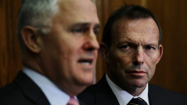 abbott and turnbull scary