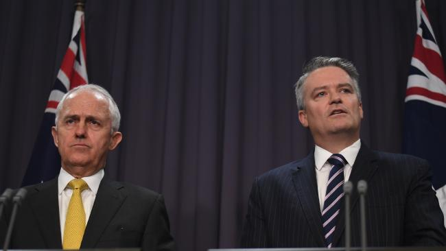 turnbull and cormann