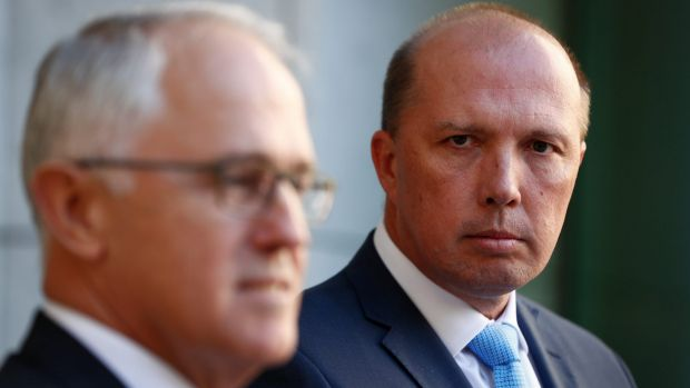 dutton and turnbull power
