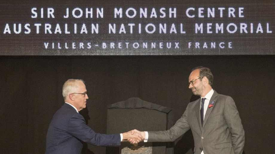 turnbull monash centre