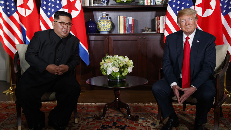 trump and kim summit
