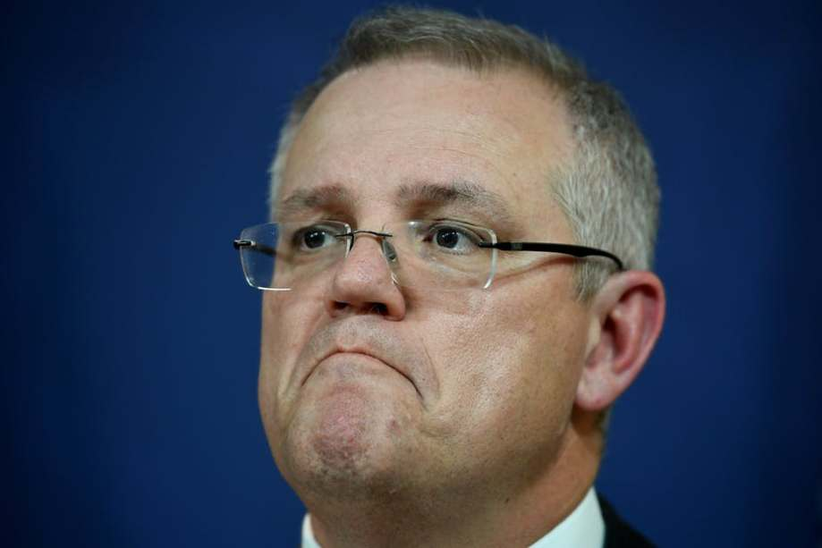 scomo with mouth like a trout
