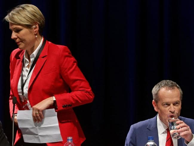 plibersek and shorten